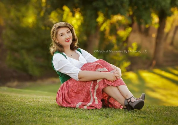 Downtown Gilbert Senior Pictures | Gilbert Classical Academy
