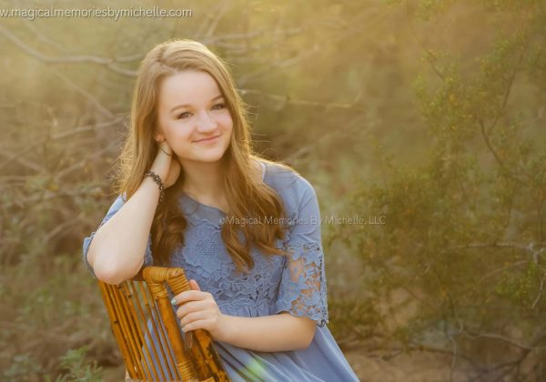 Mesa Senior Photographer  |  Professional Senior Portraits  |  Alli