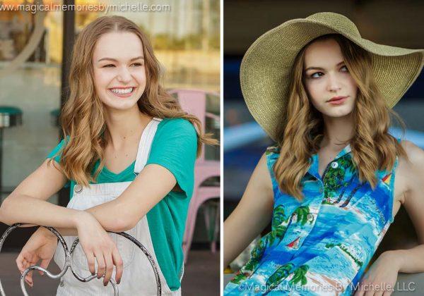 Gilbert Senior Photographer | Teen Photo Shoot | Downtown Gilbert