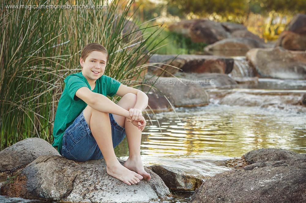 Gilbert Photographer for Boys |  Remember The Teenage Years