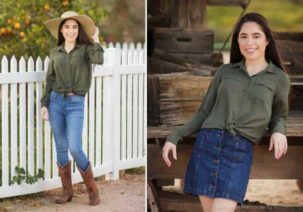 Fun Senior Photos and Ideas for Your Photo Shoot | Chandler, AZ