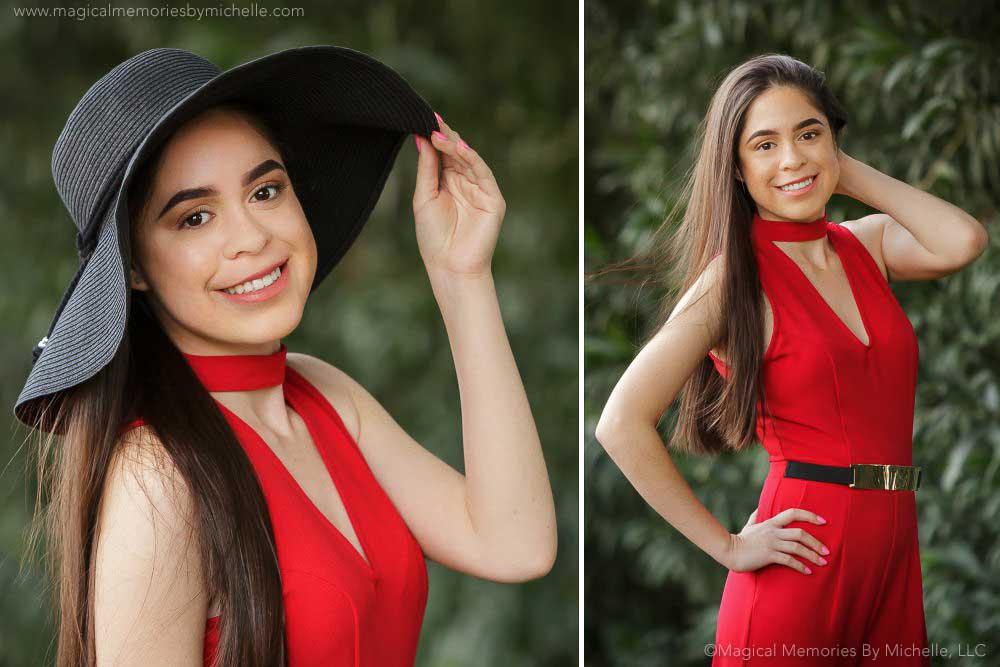 fun senior photos chandler arizona
