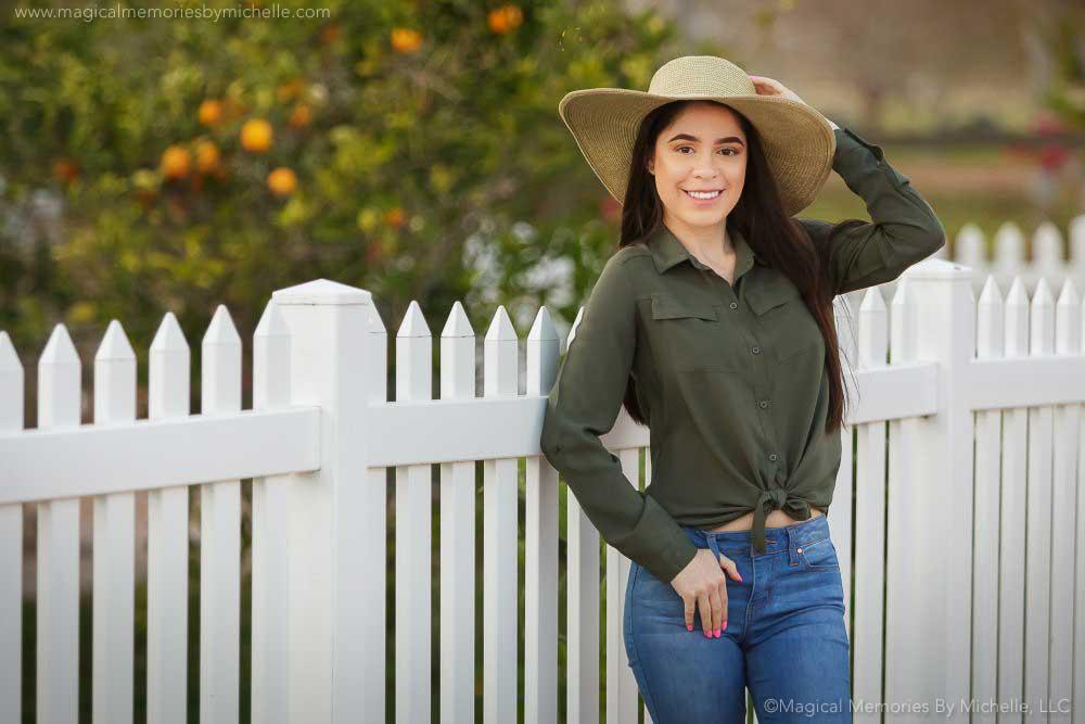 fun senior photos chandler photographer