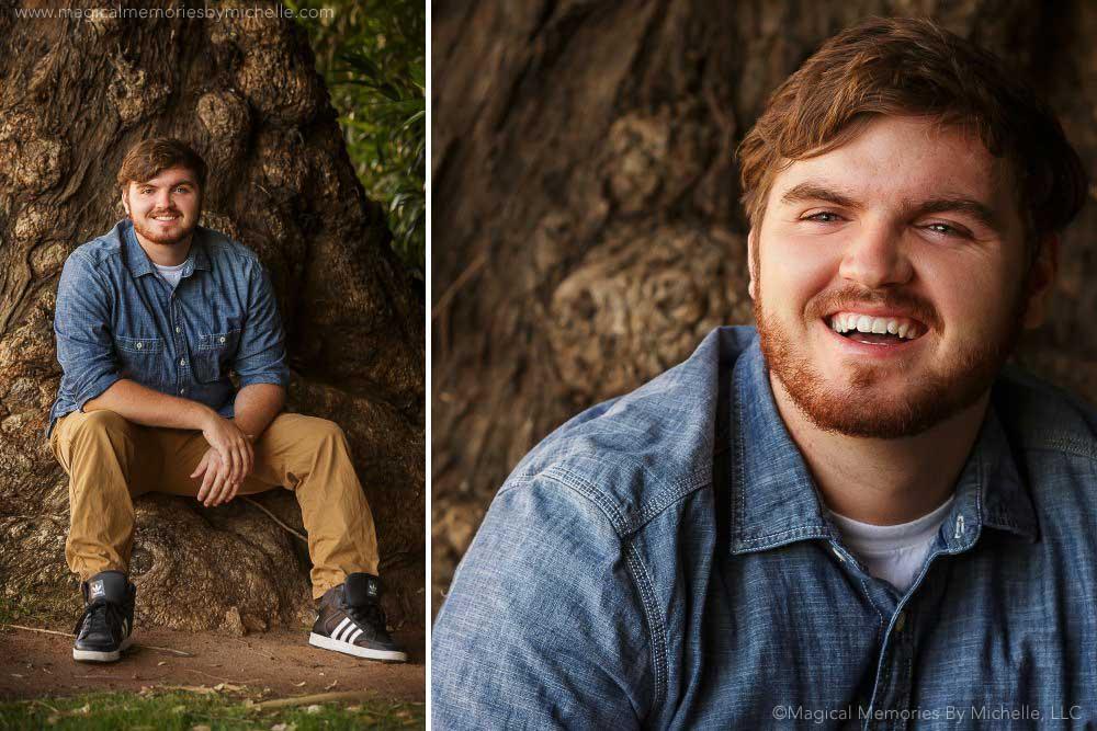 fun senior photos guys chandler az