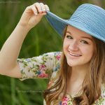 Borrow From Our Style Closet | Queen Creek Senior Portraits | Part II: Hats
