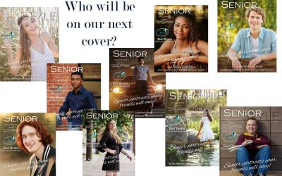 East Valley Senior Pictures | Cover Contest for our Senior Client Guide