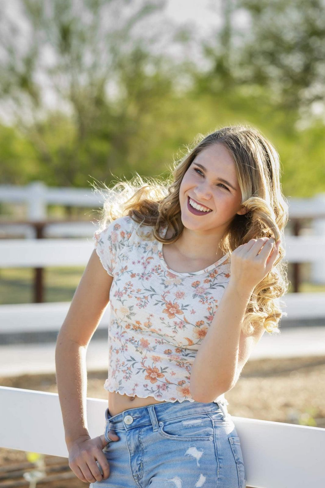 Gilbert Senior Photographer Girls