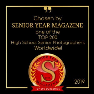 Senior Year Magazine Top Photographer AZ