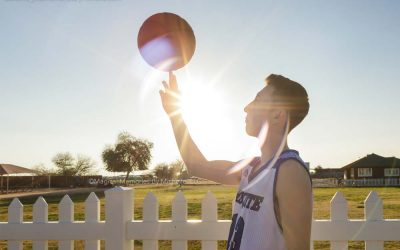 Tips for Senior Sports Portraits | Senior Pictures for Athletes