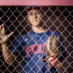 Baseball Senior Pictures | Varsity Sports at Perry High School in Chandler, AZ