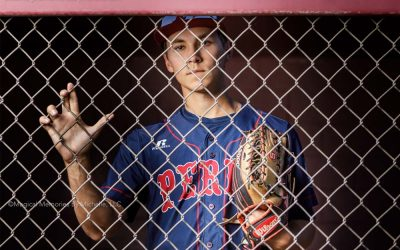 Baseball Senior Pictures | Perry High School | Varsity Sports