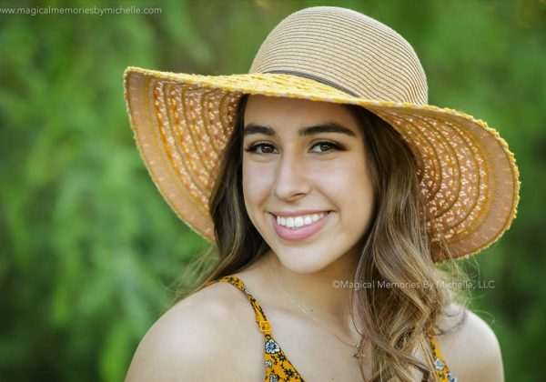 Phoenix Senior Pictures | Athlete from Saint Mary's High School