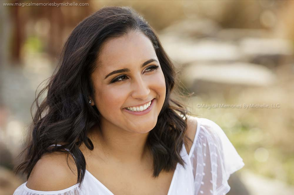Beautiful Gilbert Senior Photos