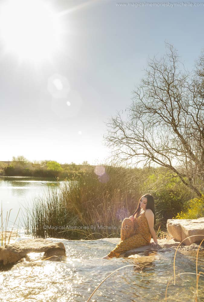 Senior Photos Lake Mesa AZ