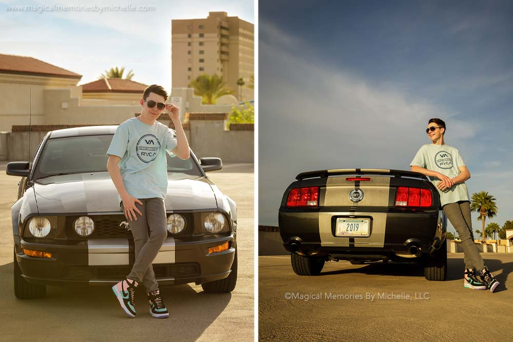 Arizona Photographer Cars Mustang