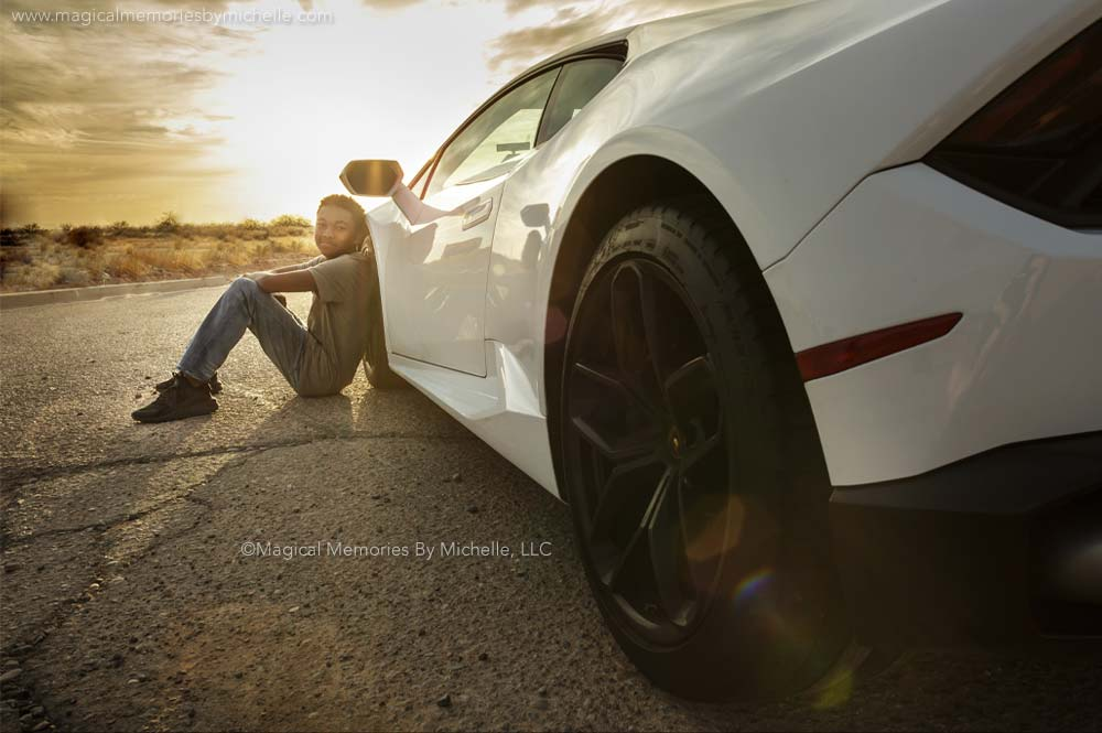 Arizona Photographer Sports Cars
