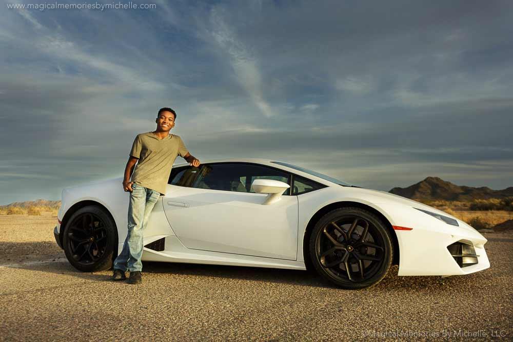 Arizona Photographer Sports Cars