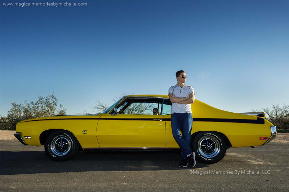 AZ Photographer Muscle Car