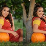 Beautiful Fall Outfits for Senior Pictures in Arizona | Mesa Photographer