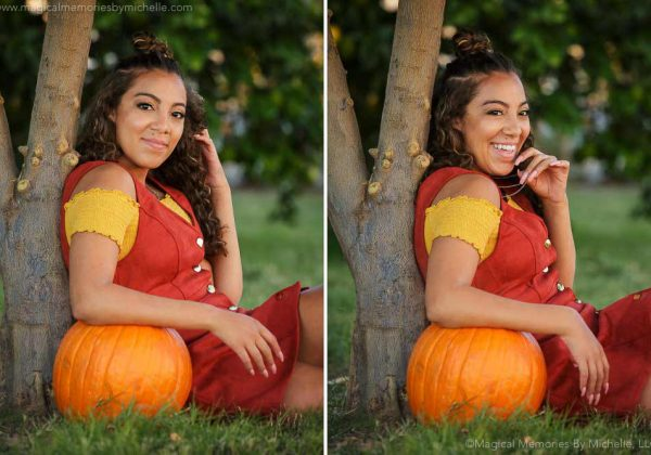 Beautiful Fall Outfits for Senior Pictures | Mesa Photographer