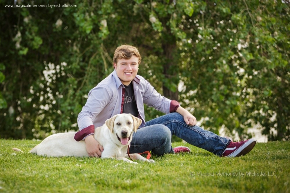 Dog Senior Pictures Mesa Az
