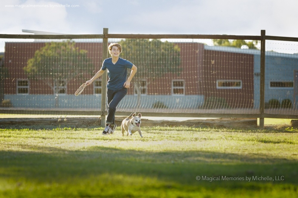 Dog Senior Pictures Mesa Photographer