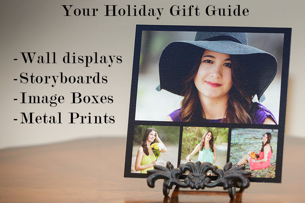Holiday Gift Guide Photo Gifts