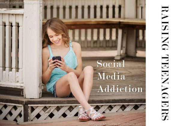 Social Media Addiction  |  Raising Teenagers and Navigating High School