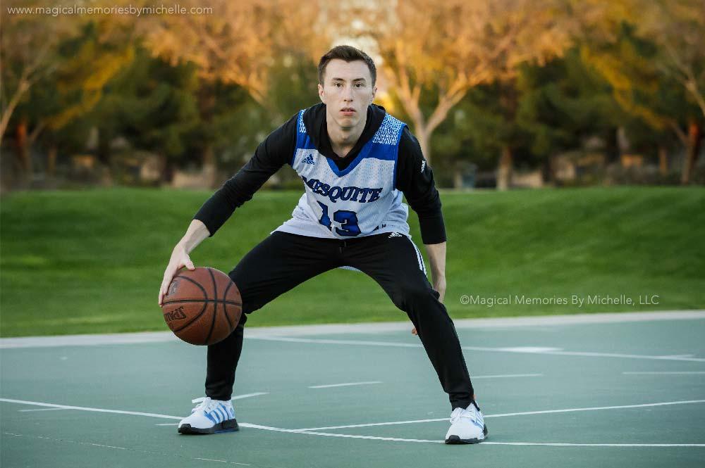 High School Senior Pictures Sports
