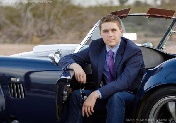 What to Wear for Senior Pictures | Formal Outfit Ideas for Guys | Mesa, AZ