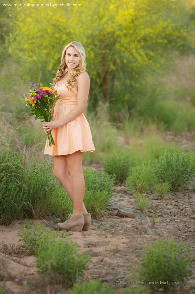 Unique Locations Senior Pictures Chandler Arizona