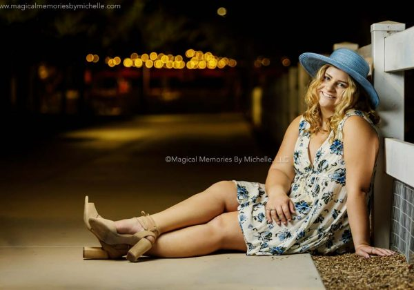 Red Mountain High School | Outdoor Senior Pictures in Mesa, AZ