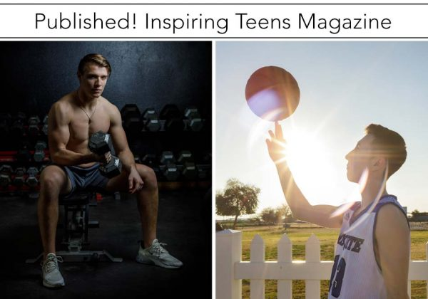 Vote for Inspiring Teens Cover Contest | Phoenix Senior Photographer