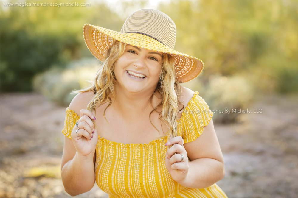 Red Mountain Senior Pictures Mesa Az