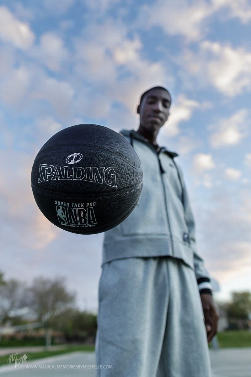 Maricopa Az Senior Pictures Basketball