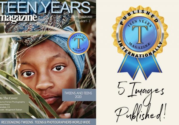 Published in Teen Years Magazine | Best Phoenix Photographer