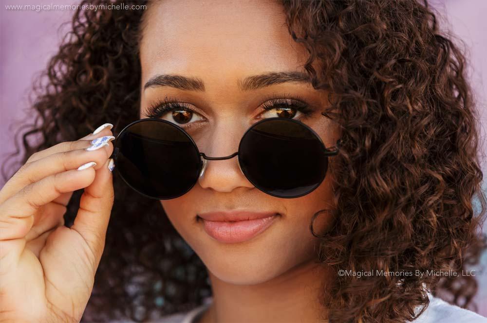 Makeup Tips for Professional Senior Portraits | Phoenix, Arizona