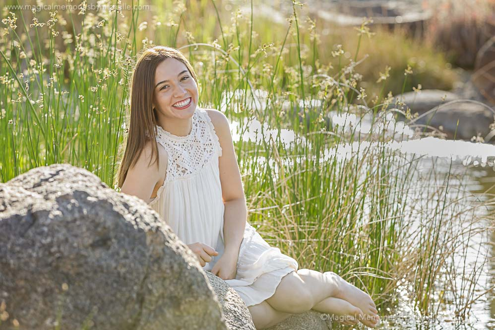 Best Locations Senior Pictures Mesa Lake