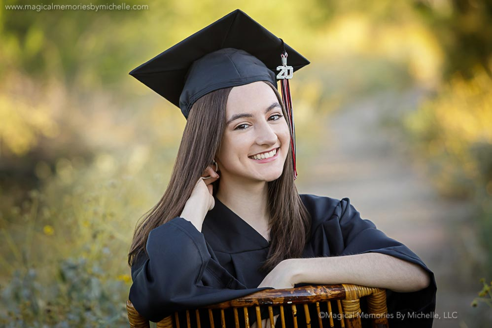 Desert Ridge High School Graduation Pictures