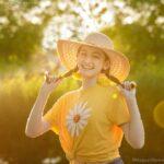 Desert Ridge Outdoor Senior Pictures Hats