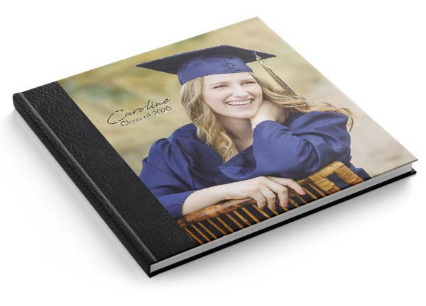 Graduation Photos Keepsake Book
