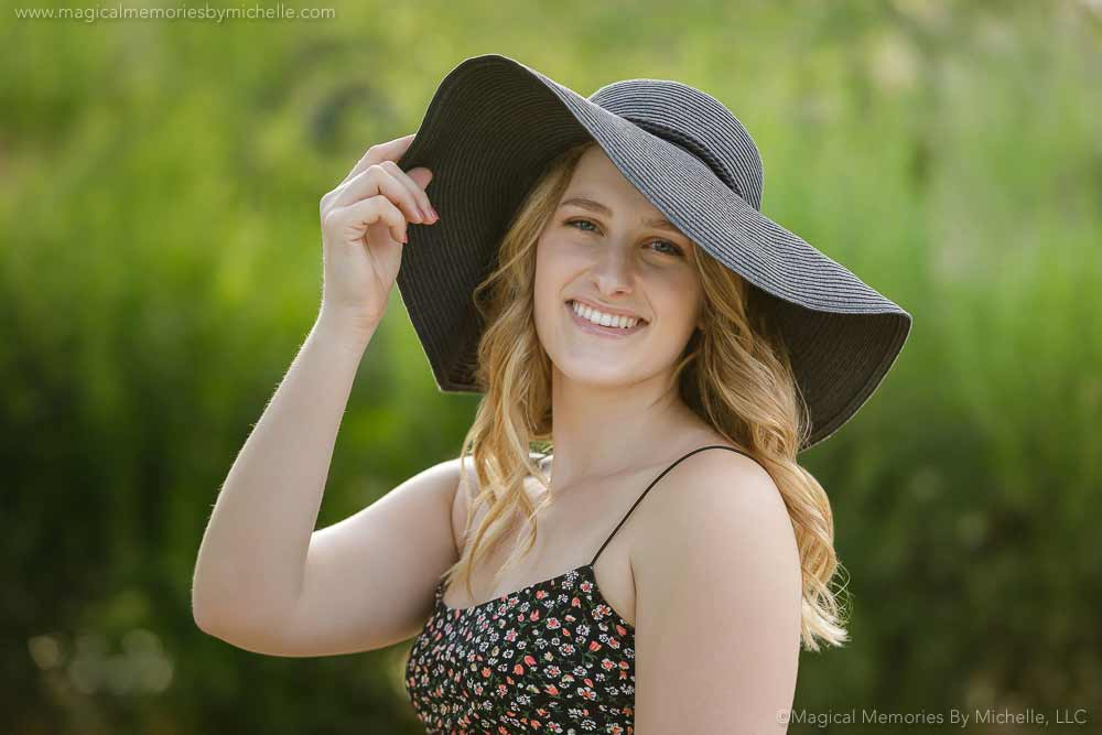 Desert Vista High School Senior Pictures | Ahwatukee Portrait Photographer