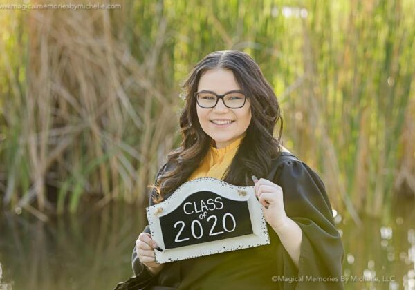 Gilbert High School Senior Pictures | Senior Portrait Photographer