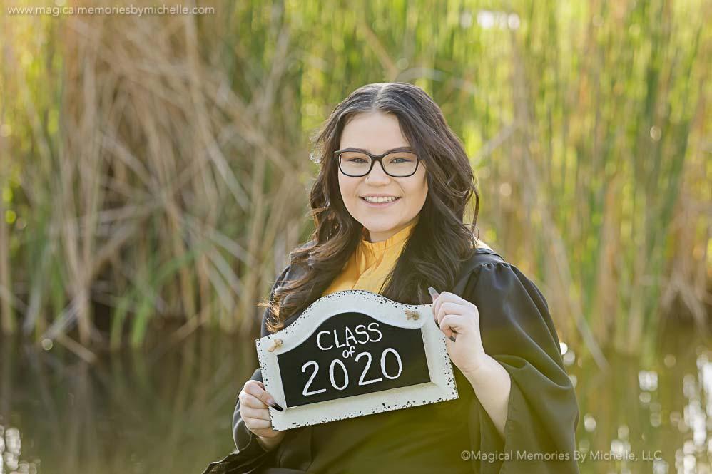 Gilbert High School Senior Pictures | Senior Portrait Photographer