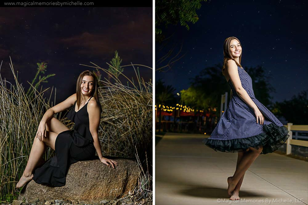Red Mountain Senior Pictures East Mesa
