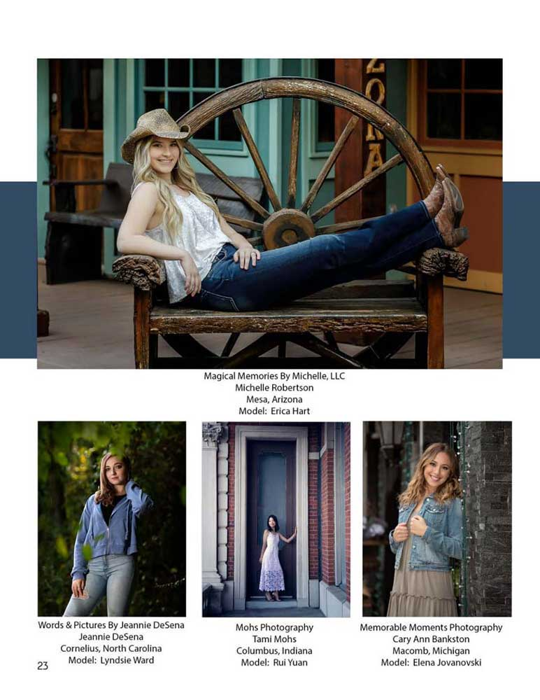 Award Winning Senior Pictures Scottsdale Photographer
