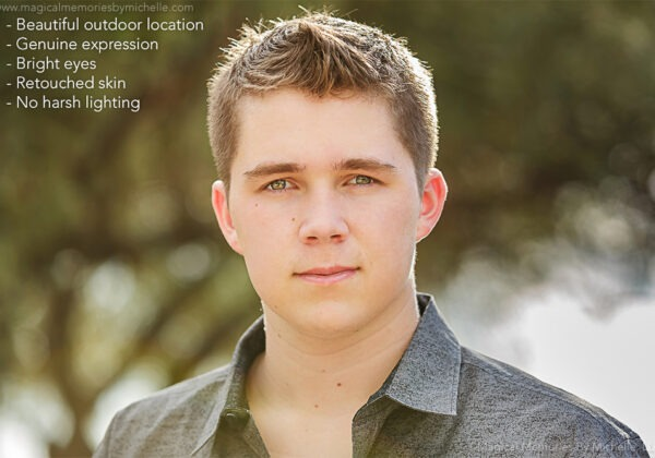 The Truth About Yearbook Photos | Gilbert Senior Photographer