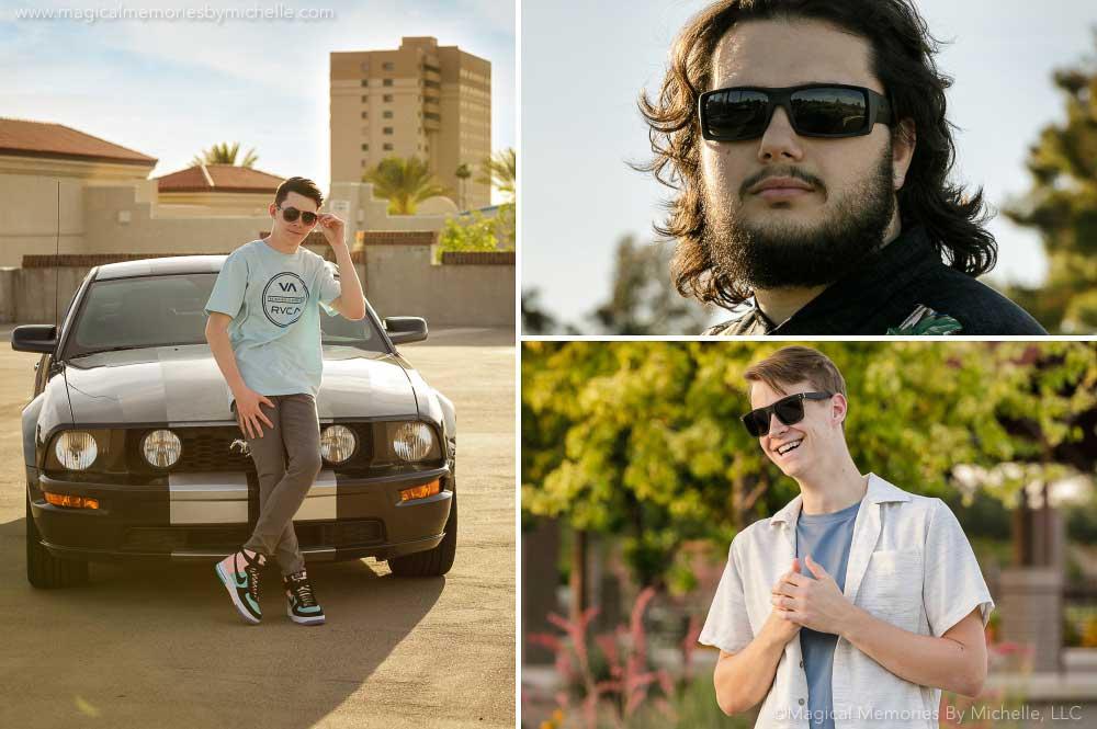 sunglasses fashion arizona senior photographer guys