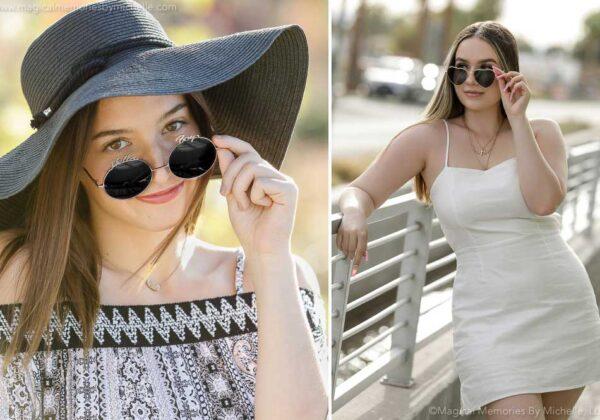 Top Fashion Trend for Senior Photos: Sunglasses | Senior Portrait Photographer | Phoenix, Arizona