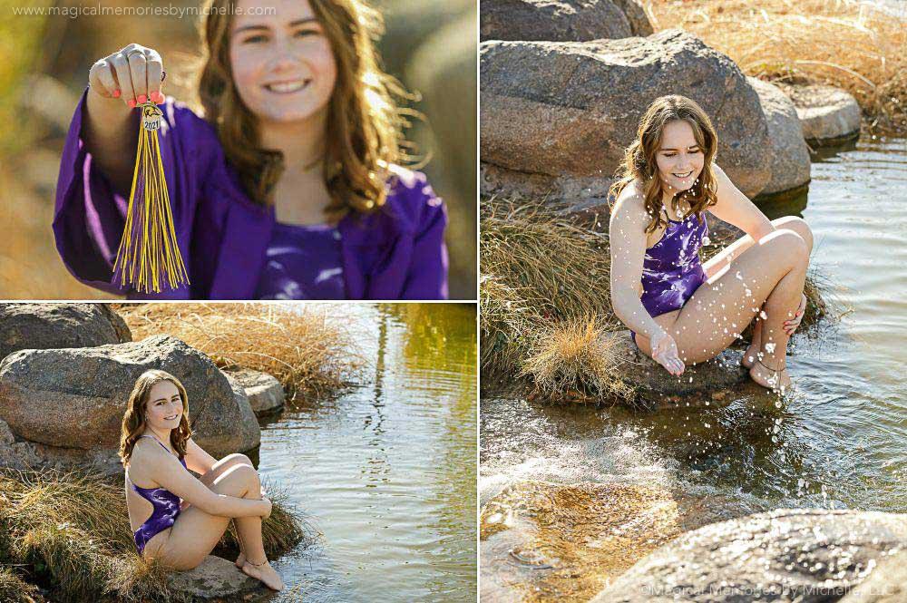 best gilbert senior photographer girls